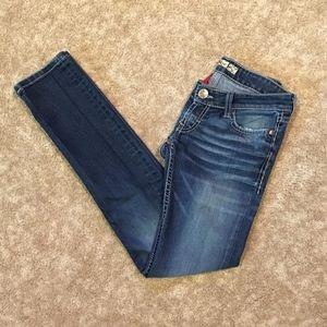 BKE Stella Skinny Jeans - 25x31 1/2